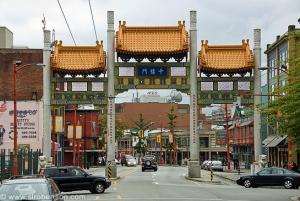 Barrio chino de Vancouver