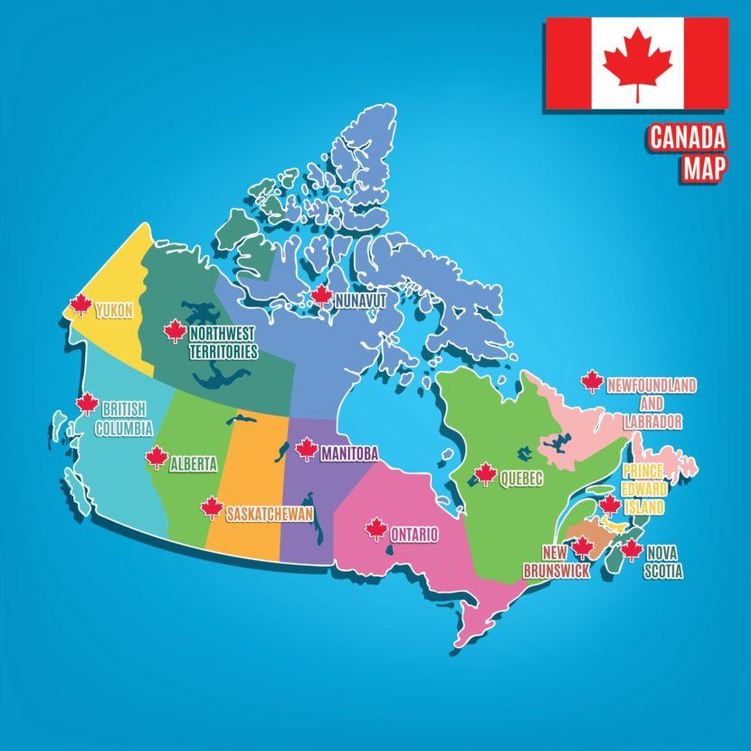 Quiero vivir en Canadá, ¿cómo lo hago?