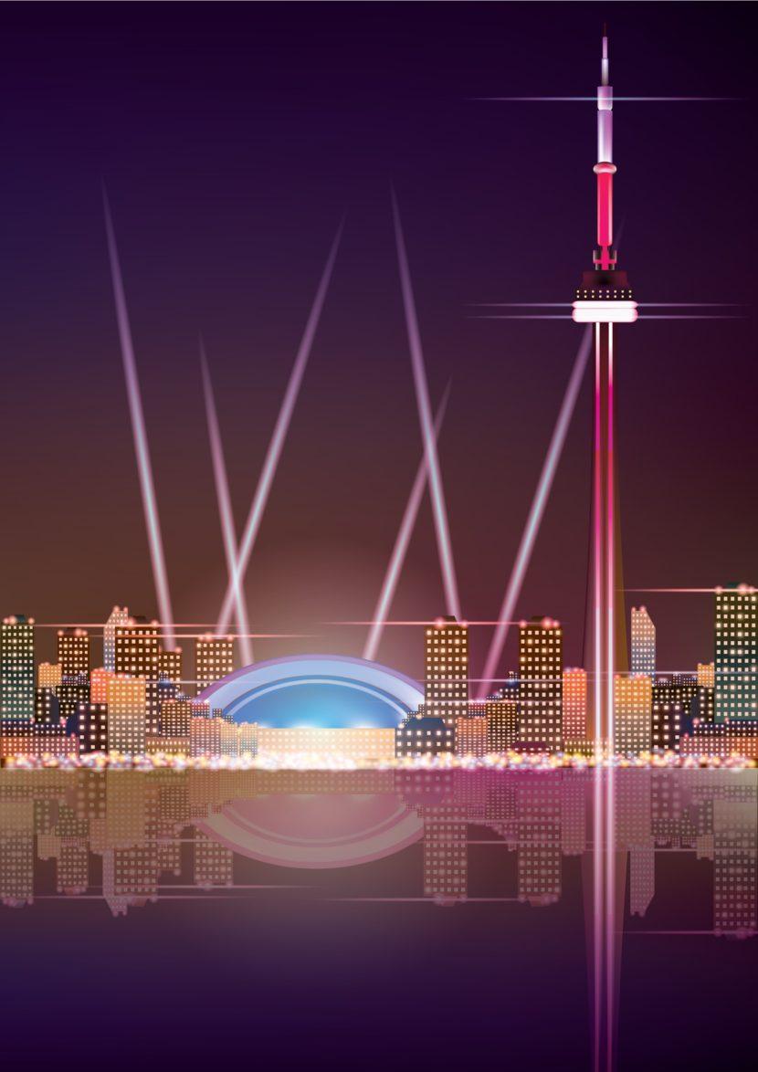 Los edificios más altos de Canadá