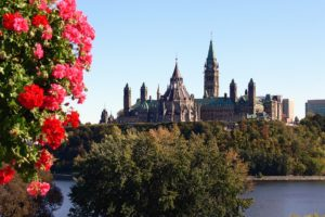 Vista de Ottawa en Canada