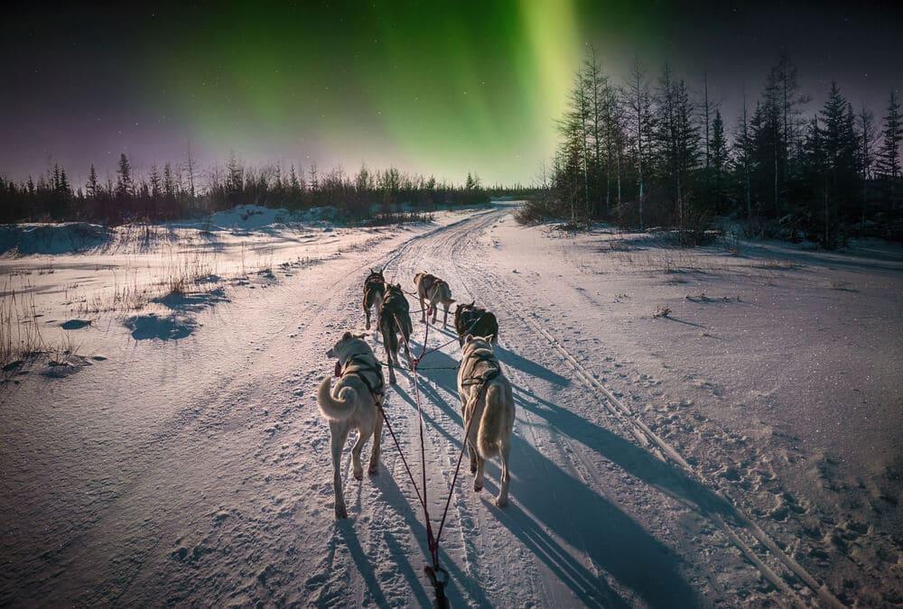 Visita la Aurora Boreal Con tu Visa Canadá