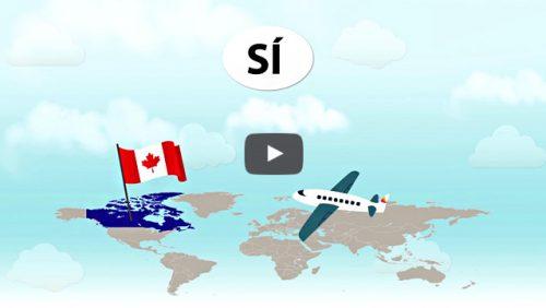 ¿Necesito la eTA si voy a ingresar a Canadá por vía terrestre?