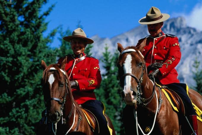 Mounties Canada