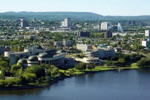 5 mejores lugares para vivir en Canadá