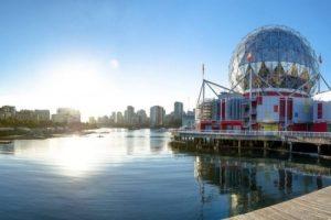 Parque de ciencias en Vancouver