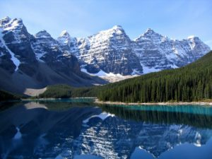 Montañas canadienses