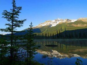 Montañas naturales de Canadá