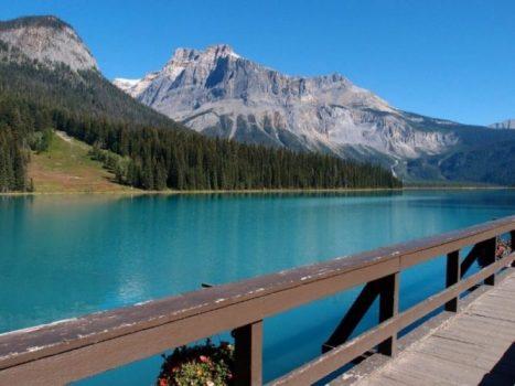 Top 5 Parques Naturales de Canadá