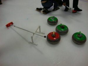 Juego de Curling canadiense