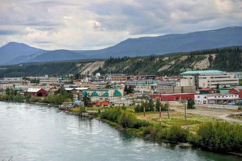 Mejores sitios para disfrutar de las auroras boreales en Canadá