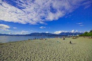 Playas de Canadá