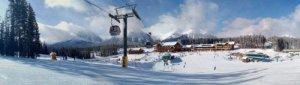 Mejores centros de esquí canadiense