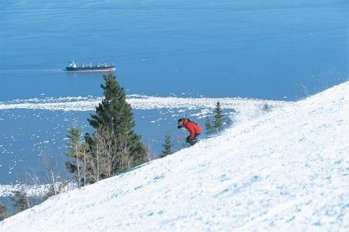 Estaciones de Esquí en Canadá