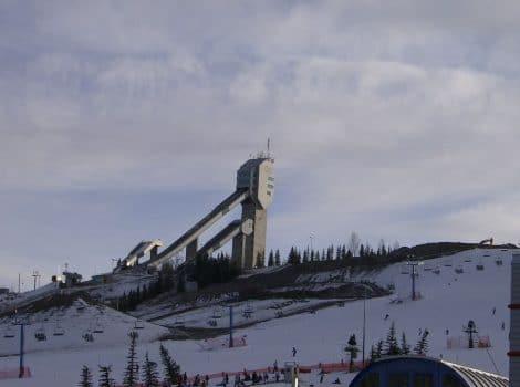 Recorrido por las principales estaciones de esquí canadienses