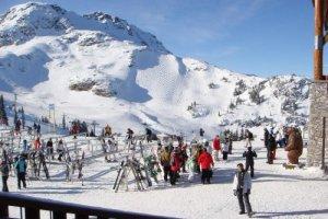 Centros de esquí en Canadá