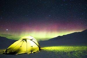 Auroras Boreales canadience