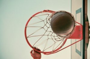 Cesta de baloncesto