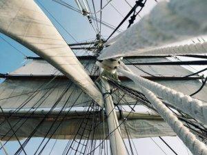 Velas de Barco canadiense