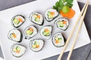 sushi Toronto