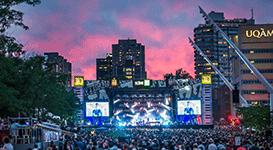 Festivales de Canadá