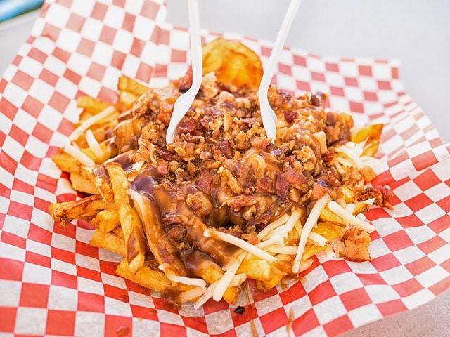 La comida más típica de Canadá: la poutine
