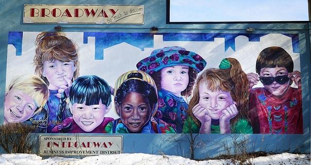 Grafiti de Saskatoon
