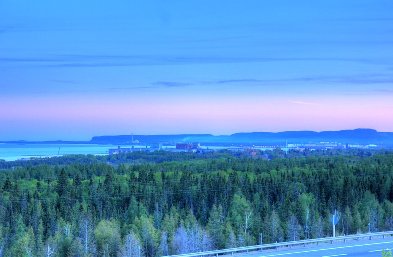 Vista de Thunder Bay