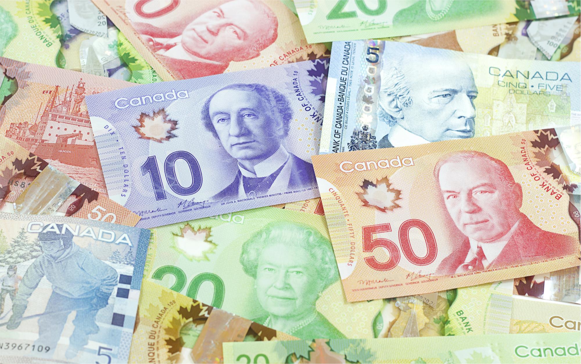 Dólar Canadiense y eTA Canadá