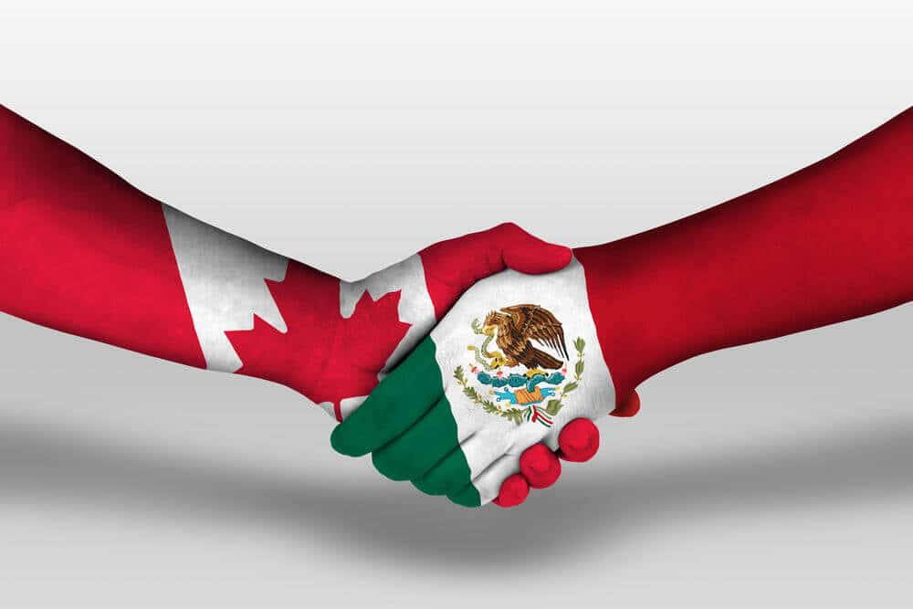 Viaja de Mexico a Canada