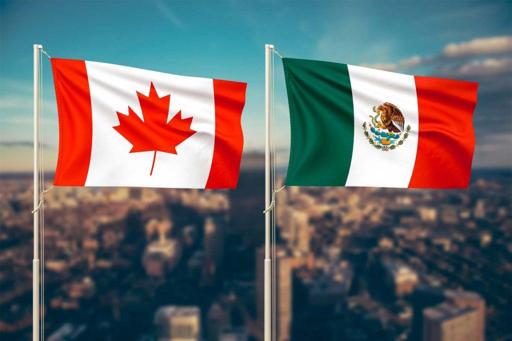 Un visado Canadá